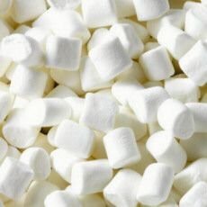 Mini Marshmallows White 1kg
