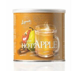 Pear Hot Apple Drink Tub 1 x 553g